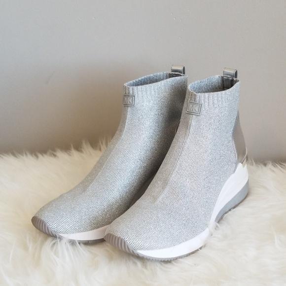 Michael Kors Skyler Stretch Knit Sock
